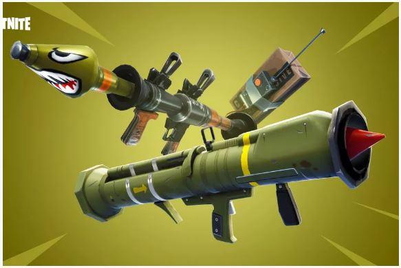 حذف موشک هدایت شونده از بازی Fortnite