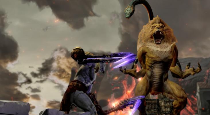 نقد و بررسی بازی God of War 3