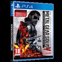 خرید بازی (Metal Gear Solid V (Ground Zero + The Phantom Pain