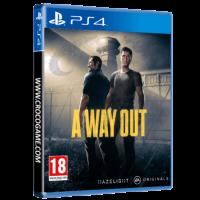 خرید بازی A Way Out