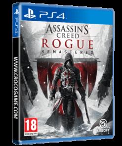 خرید بازی Assassins Creed Rogue Remastered