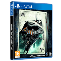 خرید بازی Batman Return To Arkham