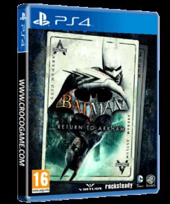 خرید بازی Batman Return To Arkham