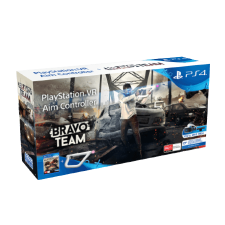 خرید Aim Controller به همراه بازی Bravo Team