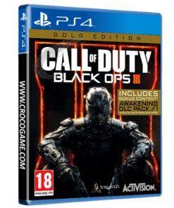 خرید بازی Call of Duty Black Ops 3 Gold Edition