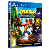 خرید بازی Crash Bandicoot N-sane Trilogy