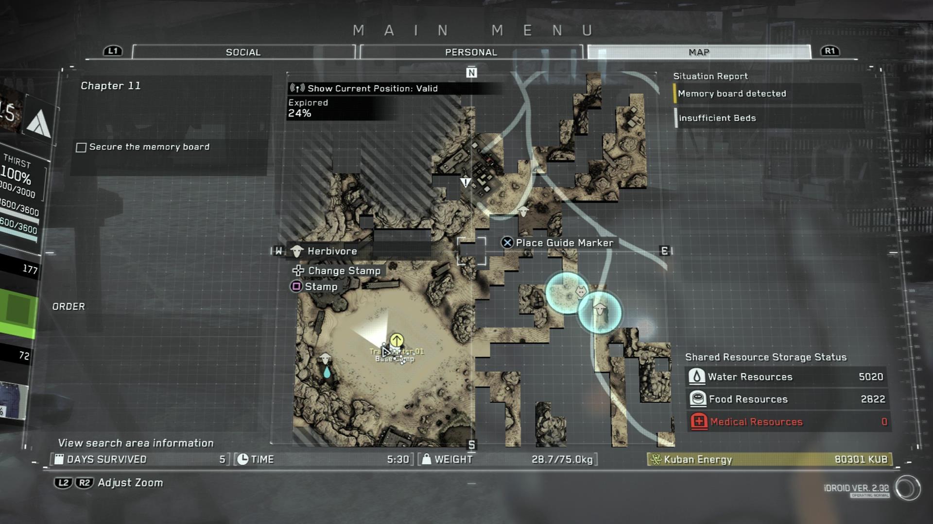 آموزش بازی Metal Gear Survive