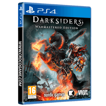 خرید بازی Darksiders Warmastered Edition