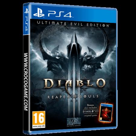 خرید بازی Diablo 3 Ultimate Evil Edition