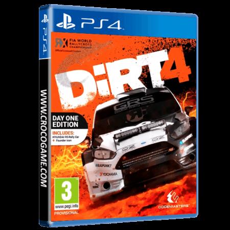 خرید بازی Dirt 4