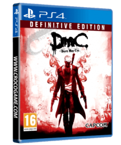 خرید بازی DMC Devil May Cry Definitive Edition