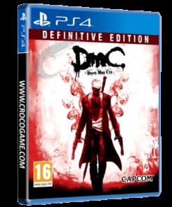 خرید بازی DMC Devil May Cry Definitive Edition
