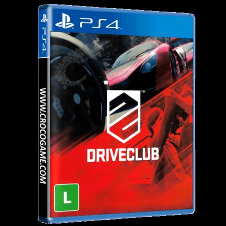 خرید بازی DriveClub