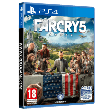 خرید بازی Far Cry 5