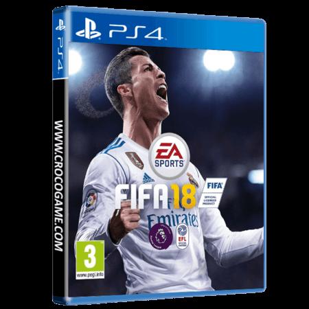 خرید بازی FIFA 18 Standard Edition