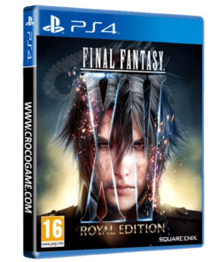 خرید بازی Final Fantasy XV Royal Edition