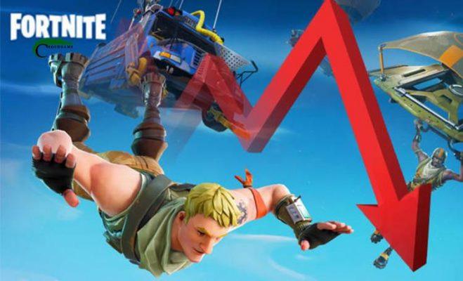 سرورهای بازی Fortnite