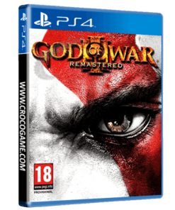 خرید بازی God of War 3 remastered