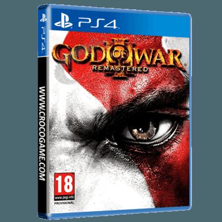 خرید بازی God of War 3 remastered