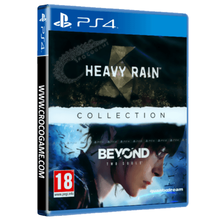 خرید بازی Collection Heavy Rain + Beyond