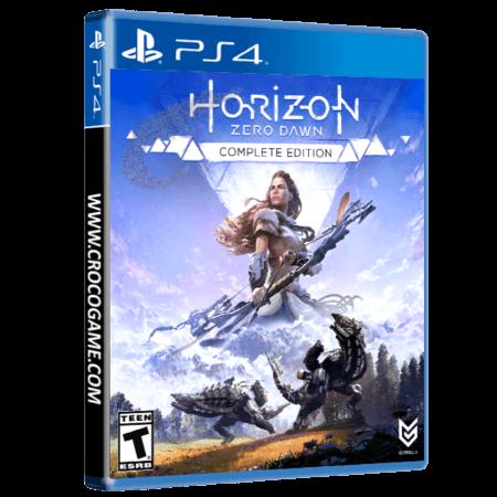 خرید بازی Horizon Zero Dawn Complete Edition