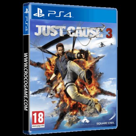 خرید بازی Just Cause 3