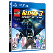 خرید بازی Lego Batman 3 Beyond Gotham