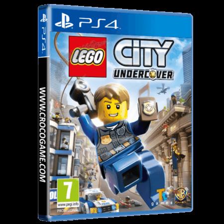 خرید بازی Lego City Undercover
