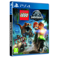 خرید بازی Lego Jurassic World