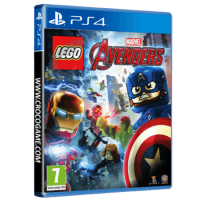 خرید بازی Lego Marvel Avengers