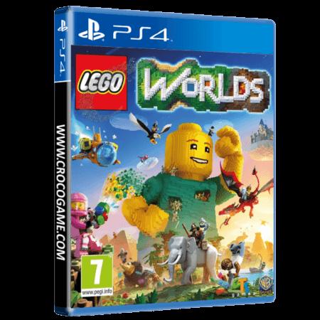 خرید بازی Lego Worlds