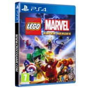 خرید بازی Lego Marvel Super Heroes