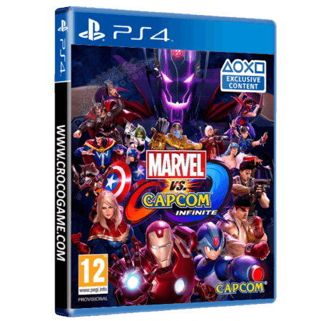 خرید بازی Marvel vs Capcom Infinite