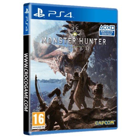 خرید بازی Monster Hunter World
