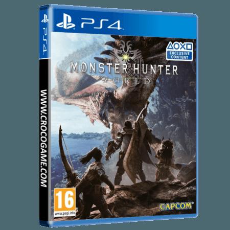 خرید بازی Monster Hunter World
