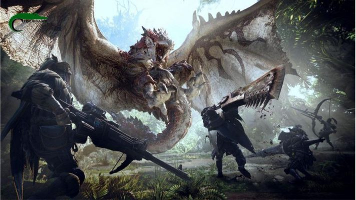 بازی Monster Hunter: World