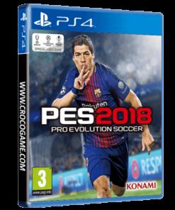 خرید بازی PES 2018
