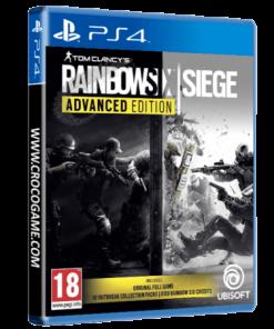 خرید بازی Tom Clancy's RainbowSix Siege Advanced Edition