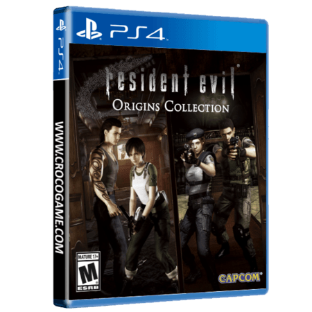 خرید بازی Resident Evil Origins Collection