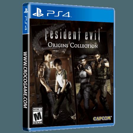 خرید بازی Resident Evil Origins Collection