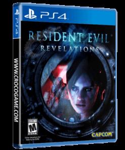 خرید بازی Resident Evil Revelations