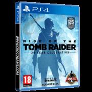 خرید بازی Rise of The Tomb Raider 20 Year Celebration