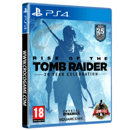 خرید بازی Rise of The Tomb Raider 20 Year Celebration