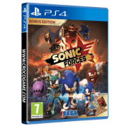 خرید بازی Sonic Forces Bonus Edition
