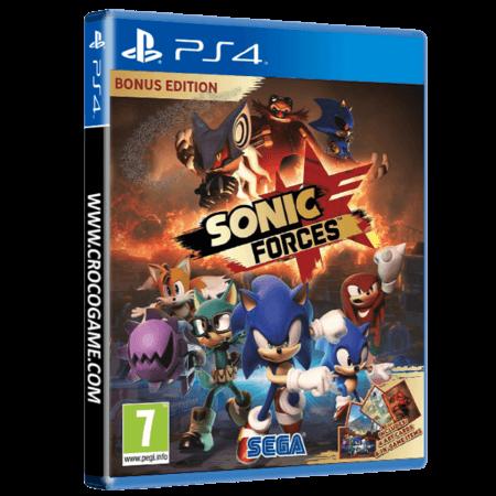 خرید بازی Sonic Forces Bonus Edition