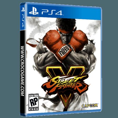 خرید بازی Street Fighter 5