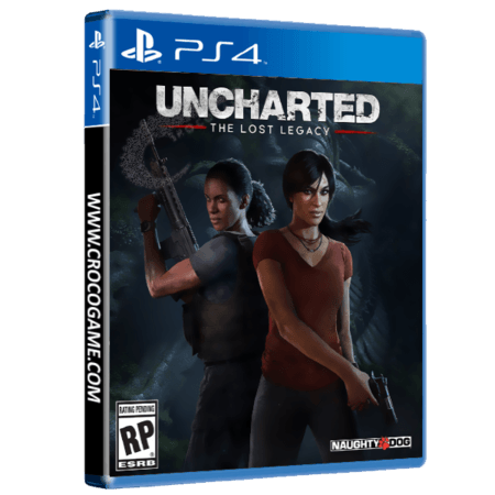 خرید بازی Uncharted the Lost Legacy
