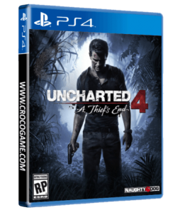 خرید بازی Uncharted 4 A Thiefs End