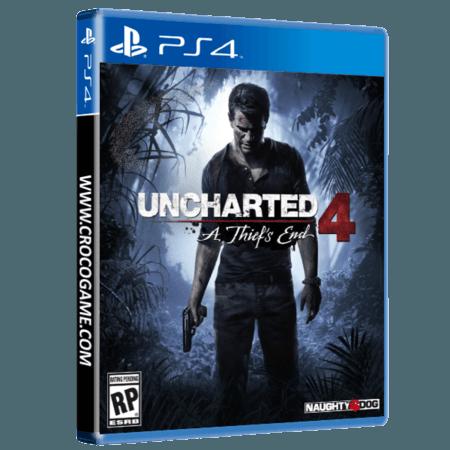 خرید بازی Uncharted 4 A Thiefs End