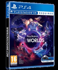 خرید بازی PlayStation VR Worlds